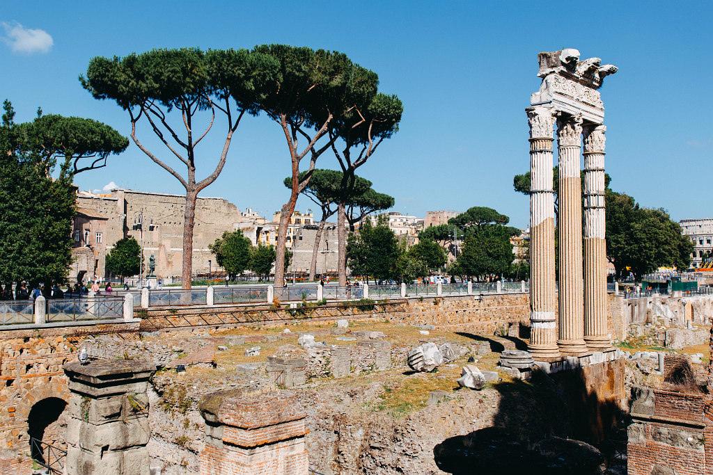 #15 Leisure Time In ... Roma   Rzym w 4 dni 92