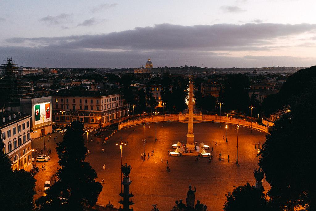 #15 Leisure Time In ... Roma   Rzym w 4 dni 106