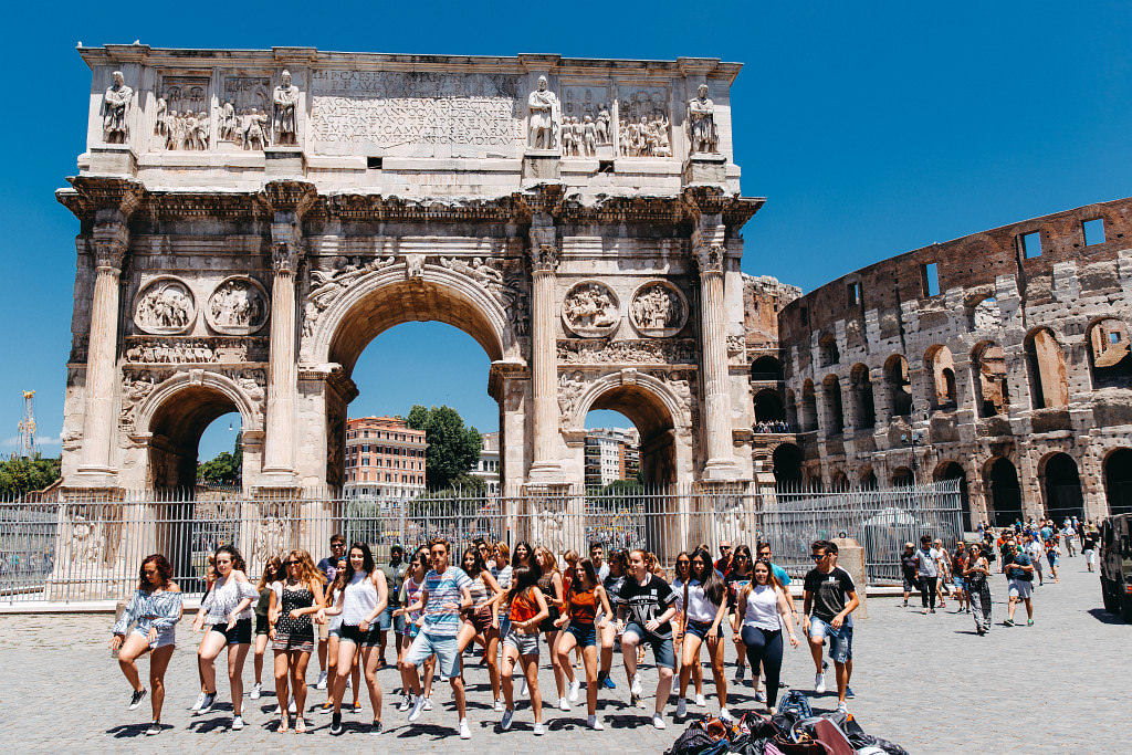 #15 Leisure Time In ... Roma   Rzym w 4 dni 120