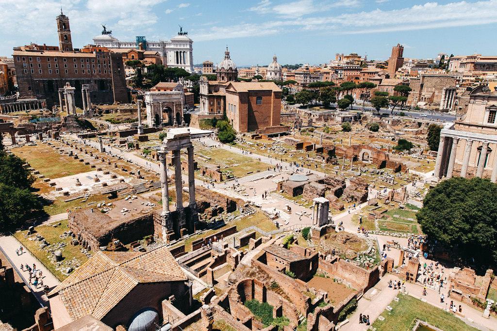 #15 Leisure Time In ... Roma   Rzym w 4 dni 124