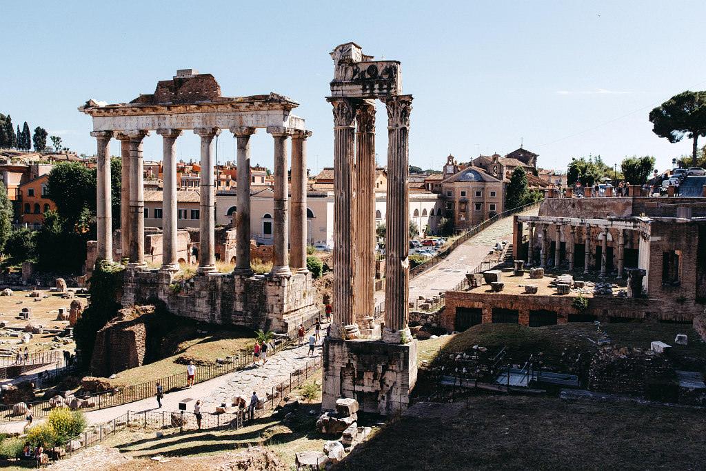 #15 Leisure Time In ... Roma   Rzym w 4 dni 130