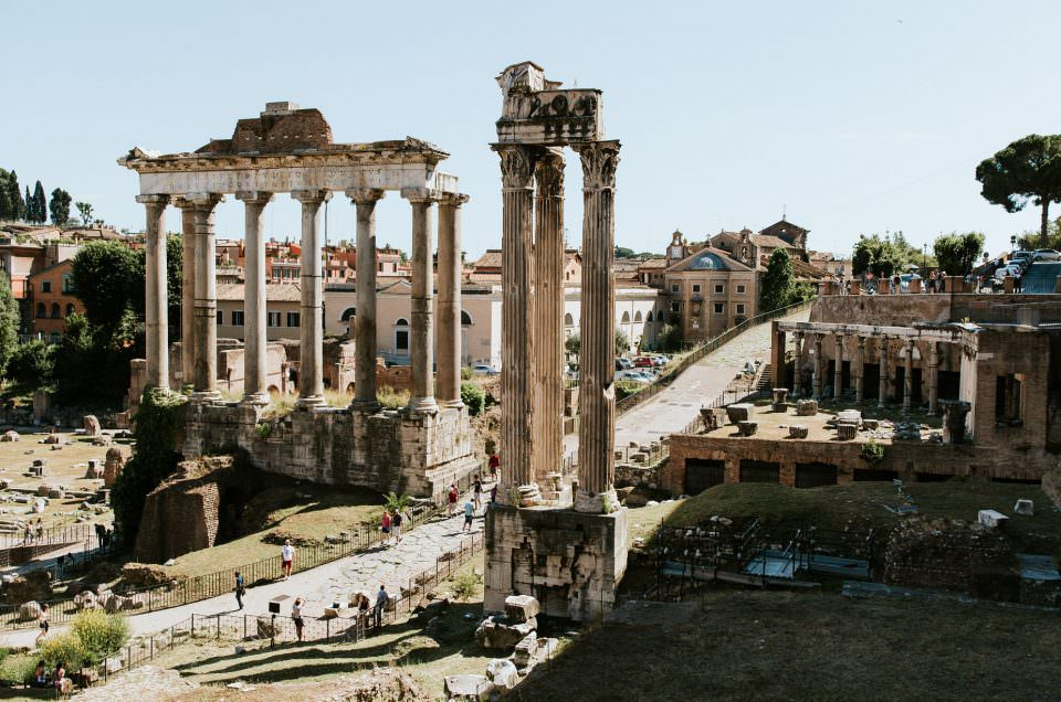 #15 Leisure Time In ... Roma | Rzym w 4 dni