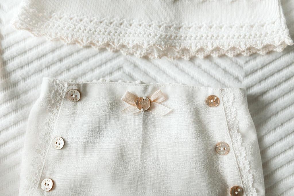 Przepiękne ubranka do chrztu firmy Paz Rodriguez