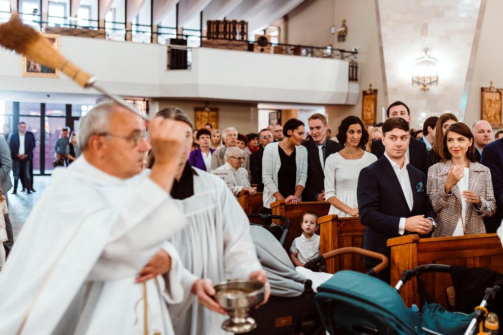Wiktor | chrzest Warszawa | Reportaż 36
