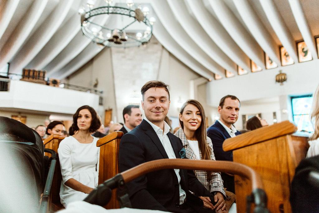 Wiktor | chrzest Warszawa | Reportaż 42