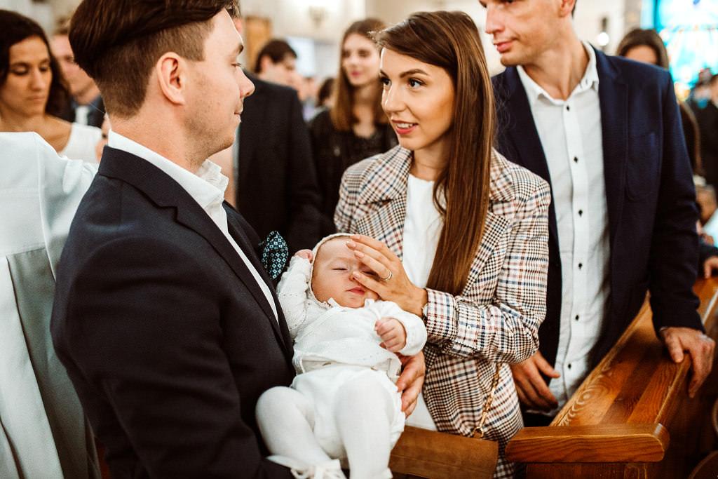 Wiktor | chrzest Warszawa | Reportaż 41