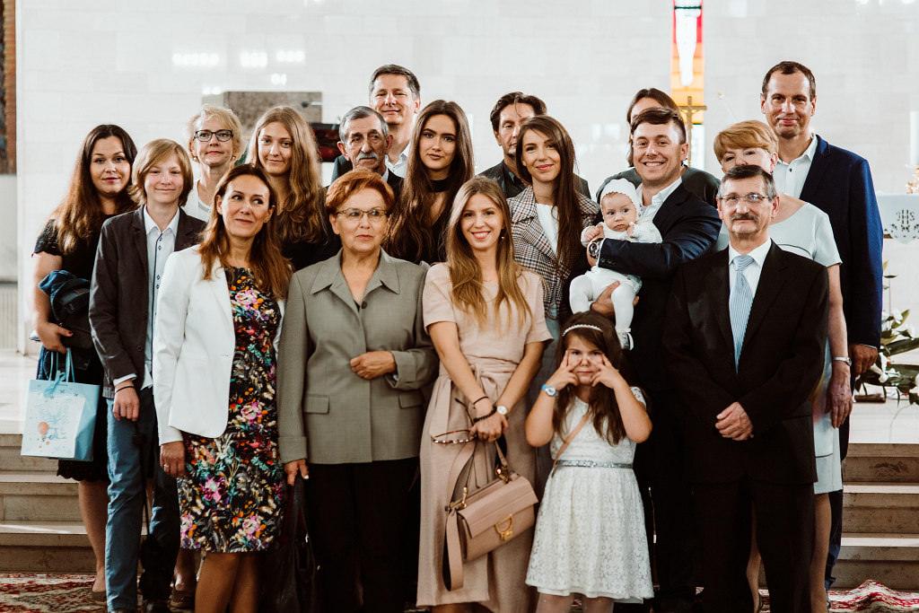 Wiktor | chrzest Warszawa | Reportaż 63