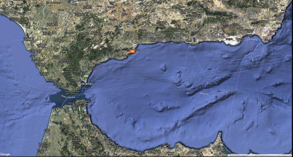 #16 Leisure Time In ... Hiszpania | Andaluzja (Malaga, Ronda, Benalmadena) | Gibraltar 1
