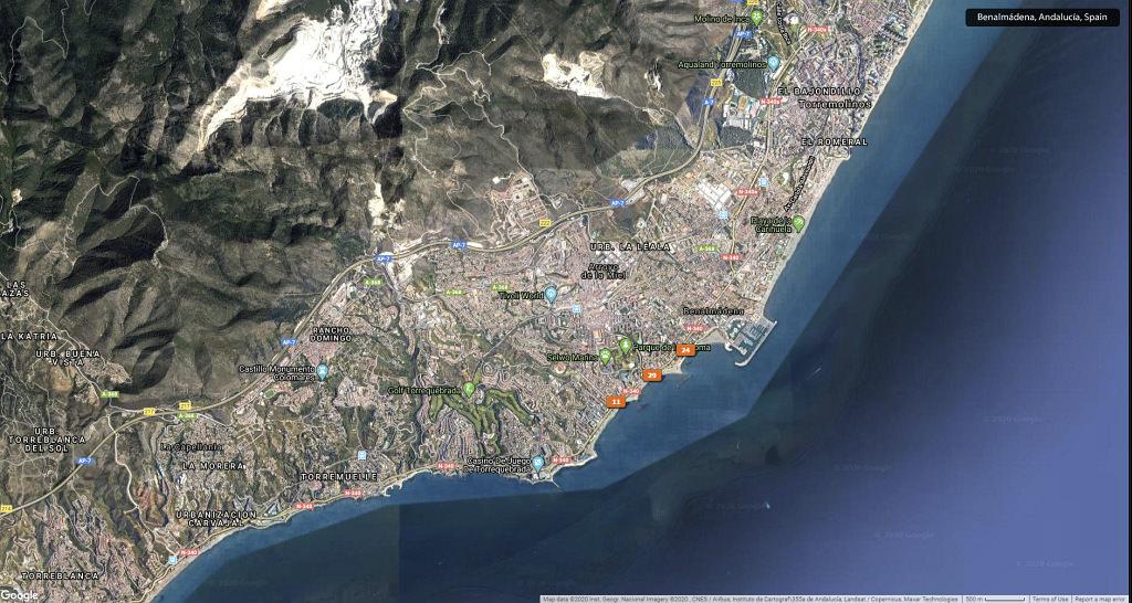 #16 Leisure Time In ... Hiszpania | Andaluzja (Malaga, Ronda, Benalmadena) | Gibraltar 2
