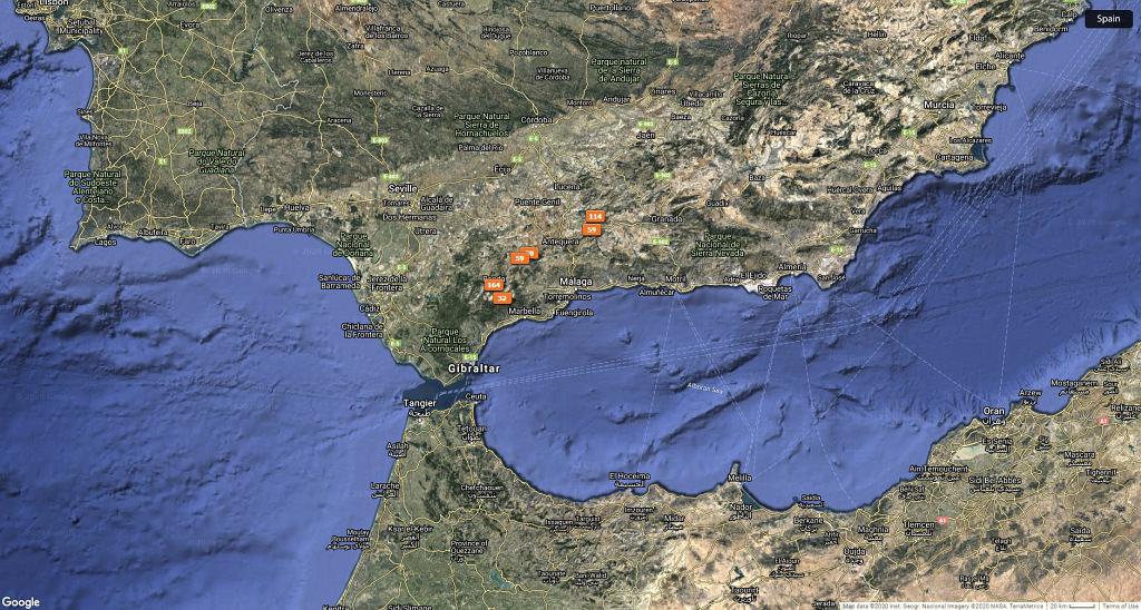 #16 Leisure Time In ... Hiszpania | Andaluzja (Malaga, Ronda, Benalmadena) | Gibraltar 10