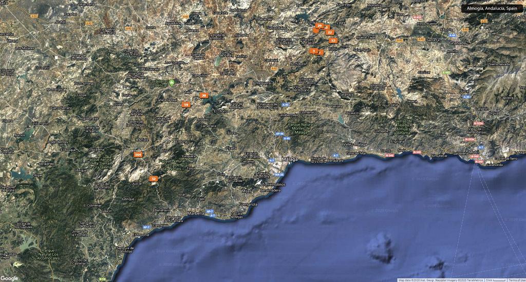 #16 Leisure Time In ... Hiszpania | Andaluzja (Malaga, Ronda, Benalmadena) | Gibraltar 11