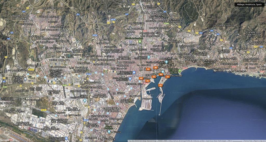 #16 Leisure Time In ... Hiszpania | Andaluzja (Malaga, Ronda, Benalmadena) | Gibraltar 136