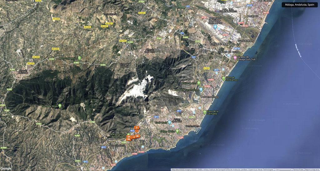 #16 Leisure Time In ... Hiszpania | Andaluzja (Malaga, Ronda, Benalmadena) | Gibraltar 170