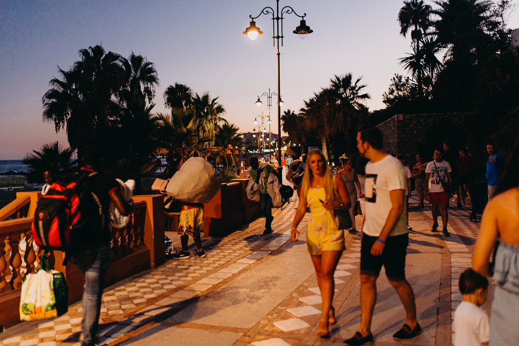 #16 Leisure Time In ... Hiszpania | Andaluzja (Malaga, Ronda, Benalmadena) | Gibraltar 8