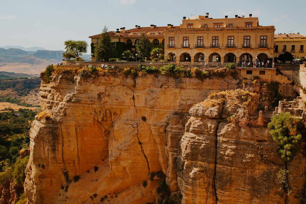 #16 Leisure Time In ... Hiszpania | Andaluzja (Malaga, Ronda, Benalmadena) | Gibraltar 46