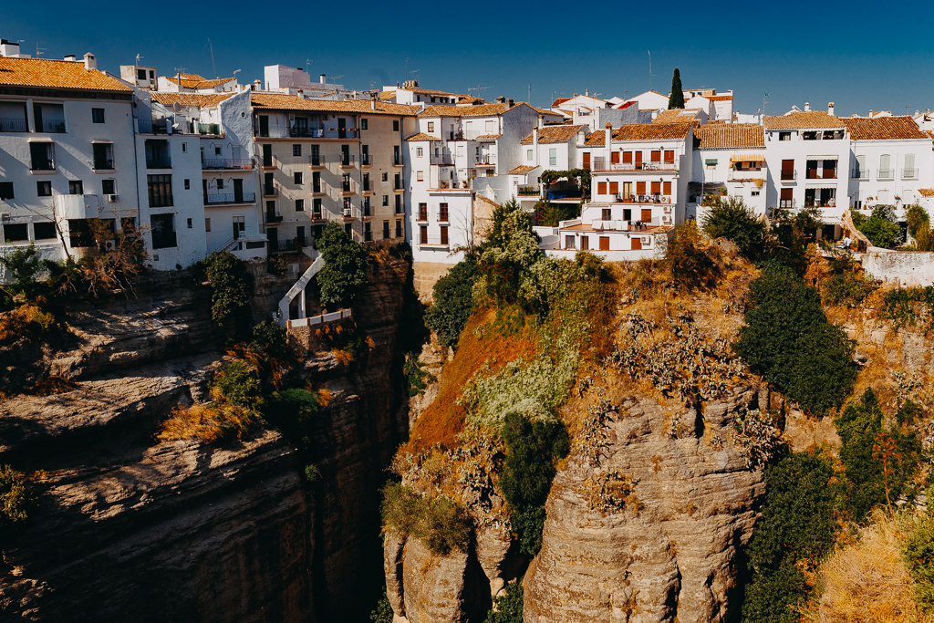 #16 Leisure Time In ... Hiszpania | Andaluzja (Malaga, Ronda, Benalmadena) | Gibraltar 47