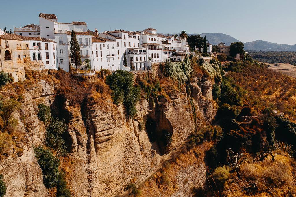 #16 Leisure Time In ... Hiszpania | Andaluzja (Malaga, Ronda, Benalmadena) | Gibraltar 49