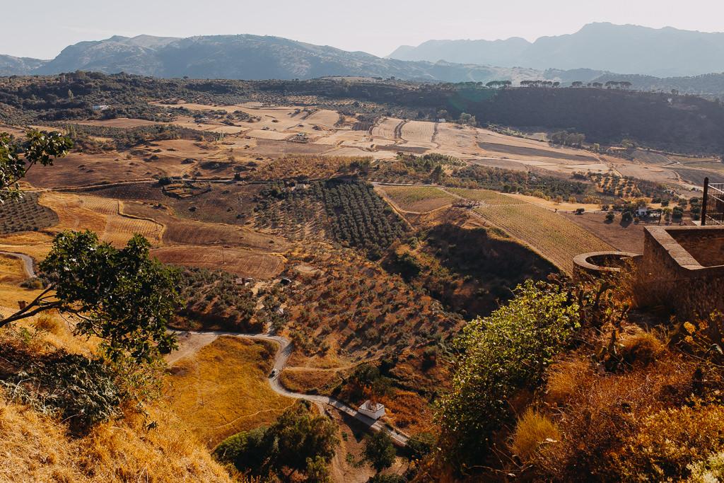 #16 Leisure Time In ... Hiszpania | Andaluzja (Malaga, Ronda, Benalmadena) | Gibraltar 55