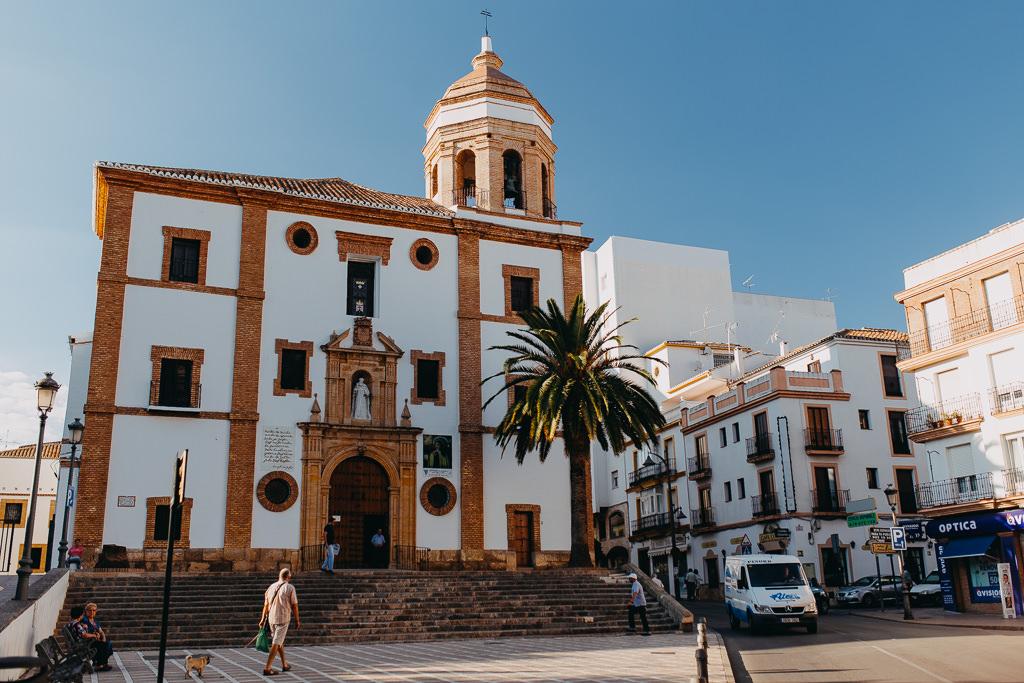 #16 Leisure Time In ... Hiszpania | Andaluzja (Malaga, Ronda, Benalmadena) | Gibraltar 59