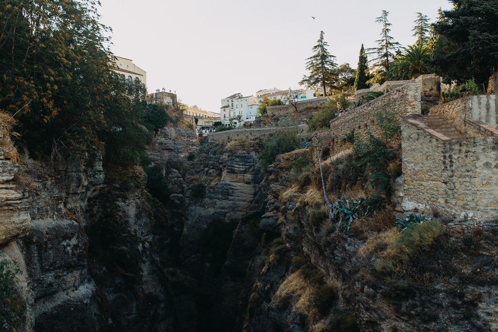 #16 Leisure Time In ... Hiszpania | Andaluzja (Malaga, Ronda, Benalmadena) | Gibraltar 63
