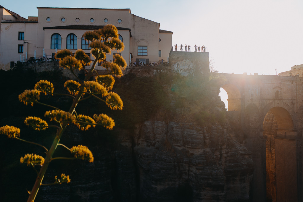 #16 Leisure Time In ... Hiszpania | Andaluzja (Malaga, Ronda, Benalmadena) | Gibraltar 65