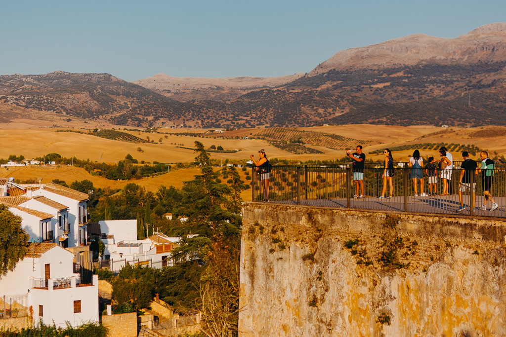 #16 Leisure Time In ... Hiszpania | Andaluzja (Malaga, Ronda, Benalmadena) | Gibraltar 67