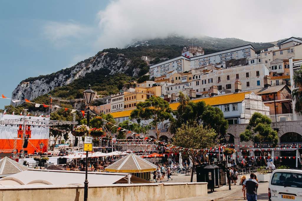 #16 Leisure Time In ... Hiszpania | Andaluzja (Malaga, Ronda, Benalmadena) | Gibraltar 73