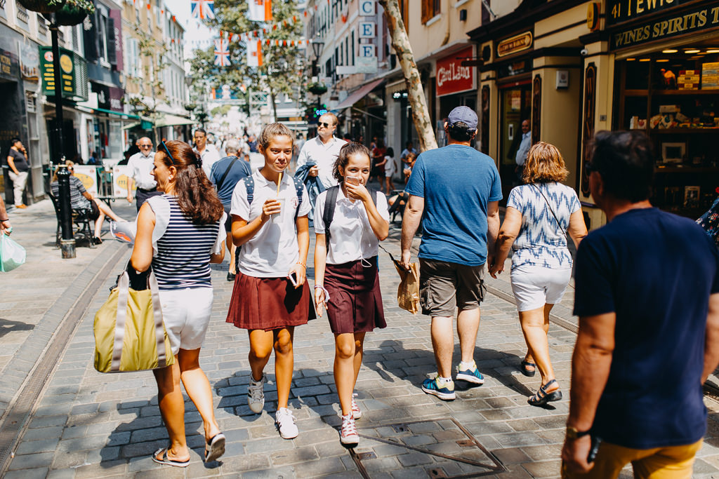 #16 Leisure Time In ... Hiszpania | Andaluzja (Malaga, Ronda, Benalmadena) | Gibraltar 76