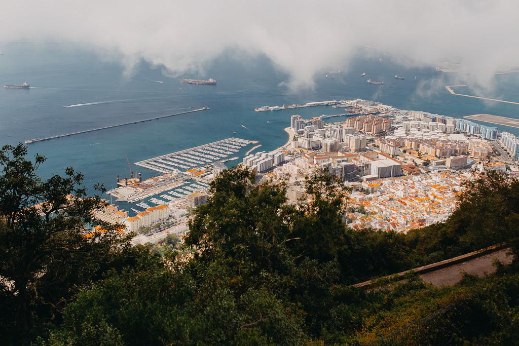 #16 Leisure Time In ... Hiszpania | Andaluzja (Malaga, Ronda, Benalmadena) | Gibraltar 87
