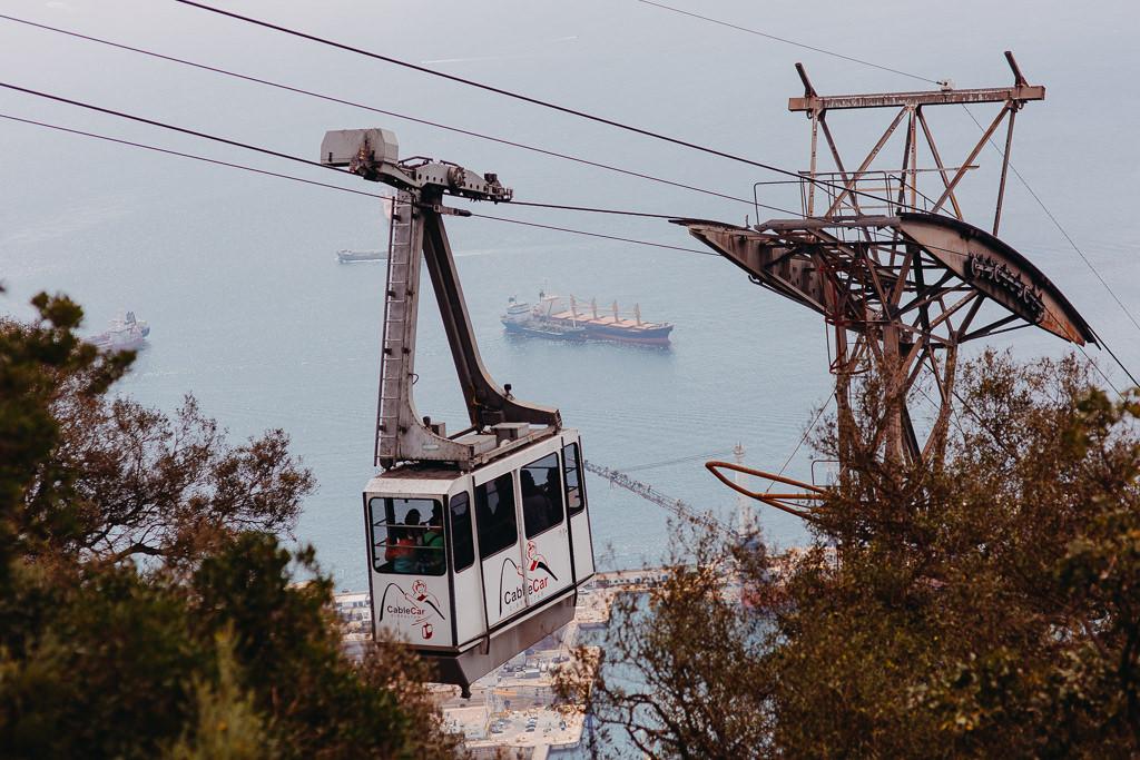 #16 Leisure Time In ... Hiszpania | Andaluzja (Malaga, Ronda, Benalmadena) | Gibraltar 86