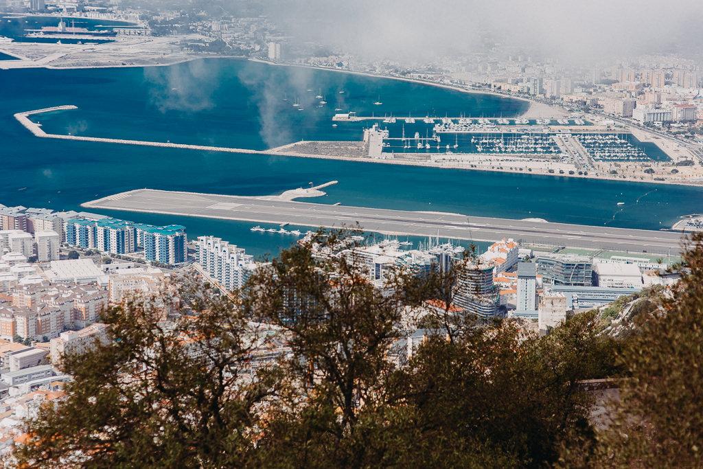 #16 Leisure Time In ... Hiszpania | Andaluzja (Malaga, Ronda, Benalmadena) | Gibraltar 90