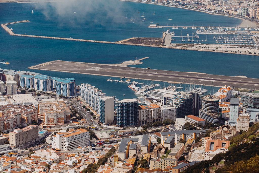 #16 Leisure Time In ... Hiszpania | Andaluzja (Malaga, Ronda, Benalmadena) | Gibraltar 96