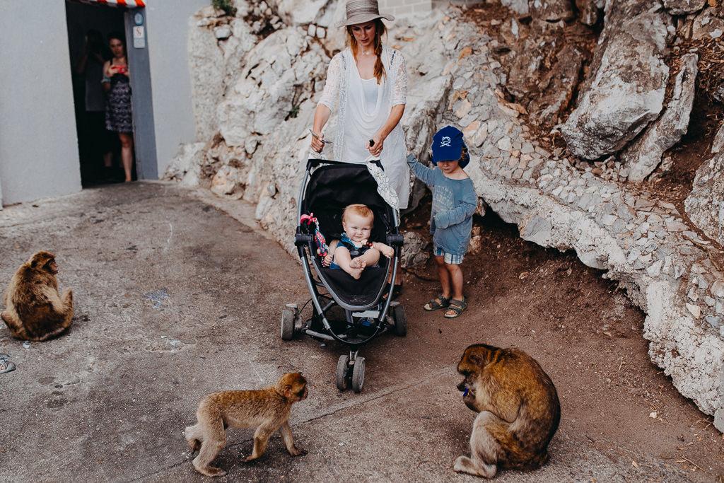 #16 Leisure Time In ... Hiszpania | Andaluzja (Malaga, Ronda, Benalmadena) | Gibraltar 98