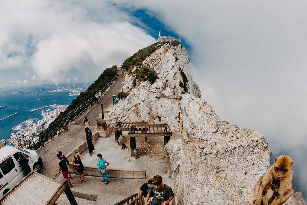 #16 Leisure Time In ... Hiszpania | Andaluzja (Malaga, Ronda, Benalmadena) | Gibraltar 100