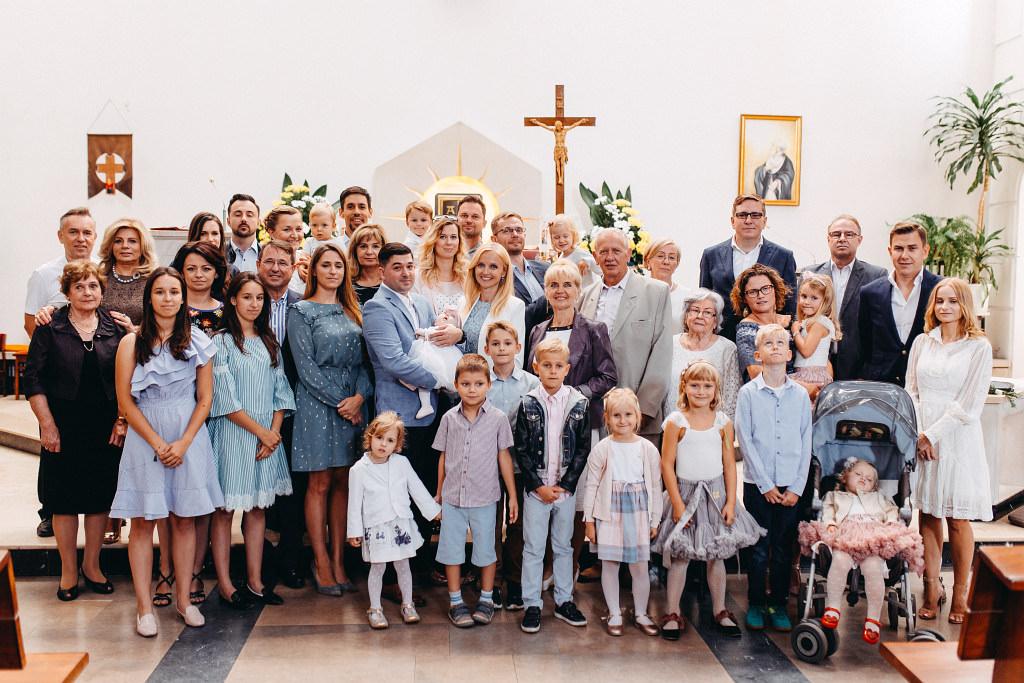 Amelka | Chrzciny Warszawa | Zdjęcia z chrztu 47