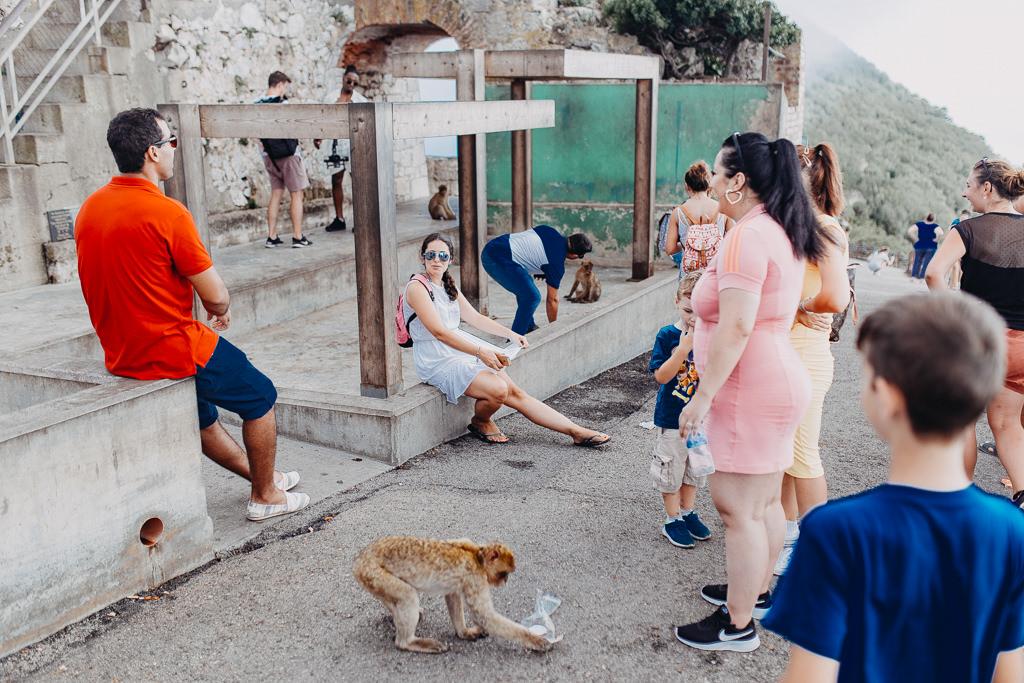 #16 Leisure Time In ... Hiszpania | Andaluzja (Malaga, Ronda, Benalmadena) | Gibraltar 103