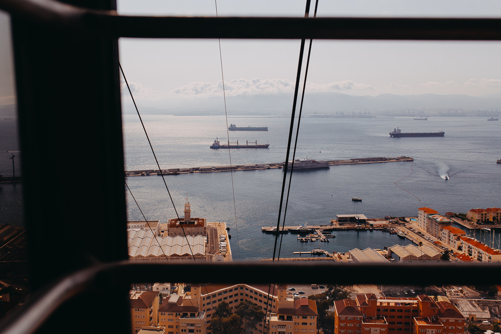 #16 Leisure Time In ... Hiszpania | Andaluzja (Malaga, Ronda, Benalmadena) | Gibraltar 104