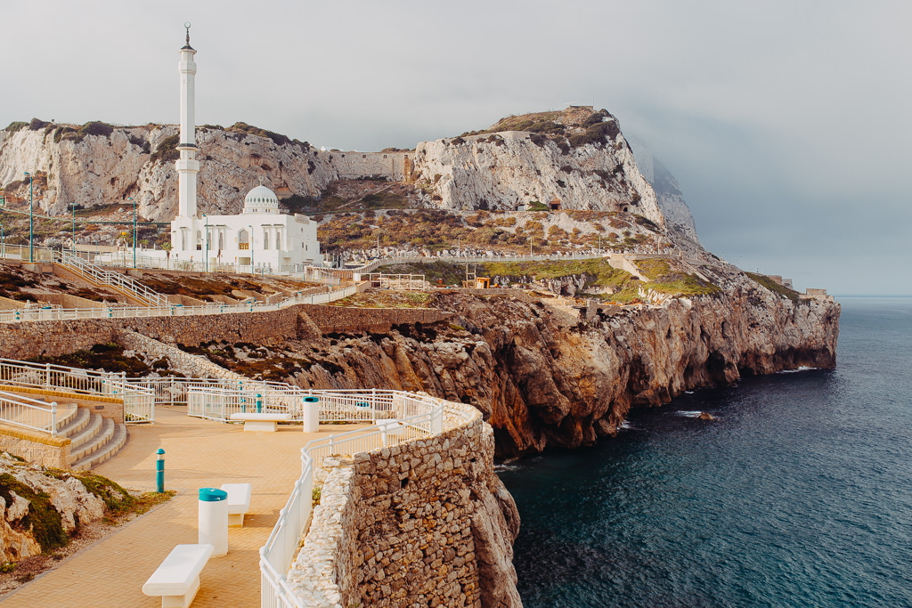 #16 Leisure Time In ... Hiszpania | Andaluzja (Malaga, Ronda, Benalmadena) | Gibraltar 110