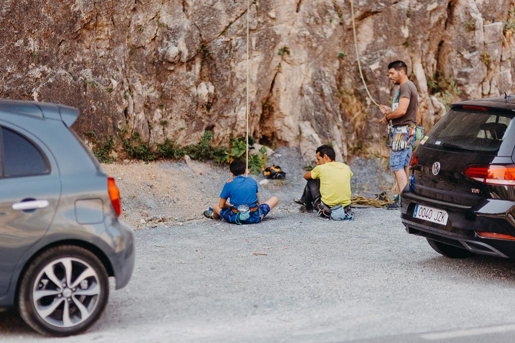 #16 Leisure Time In ... Hiszpania | Andaluzja (Malaga, Ronda, Benalmadena) | Gibraltar 129