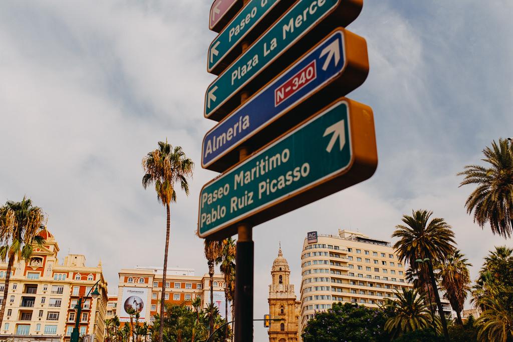 #16 Leisure Time In ... Hiszpania | Andaluzja (Malaga, Ronda, Benalmadena) | Gibraltar 143