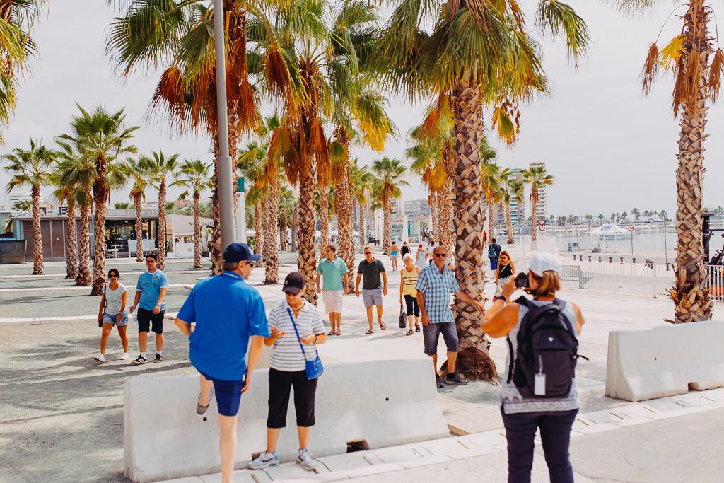 #16 Leisure Time In ... Hiszpania | Andaluzja (Malaga, Ronda, Benalmadena) | Gibraltar 144