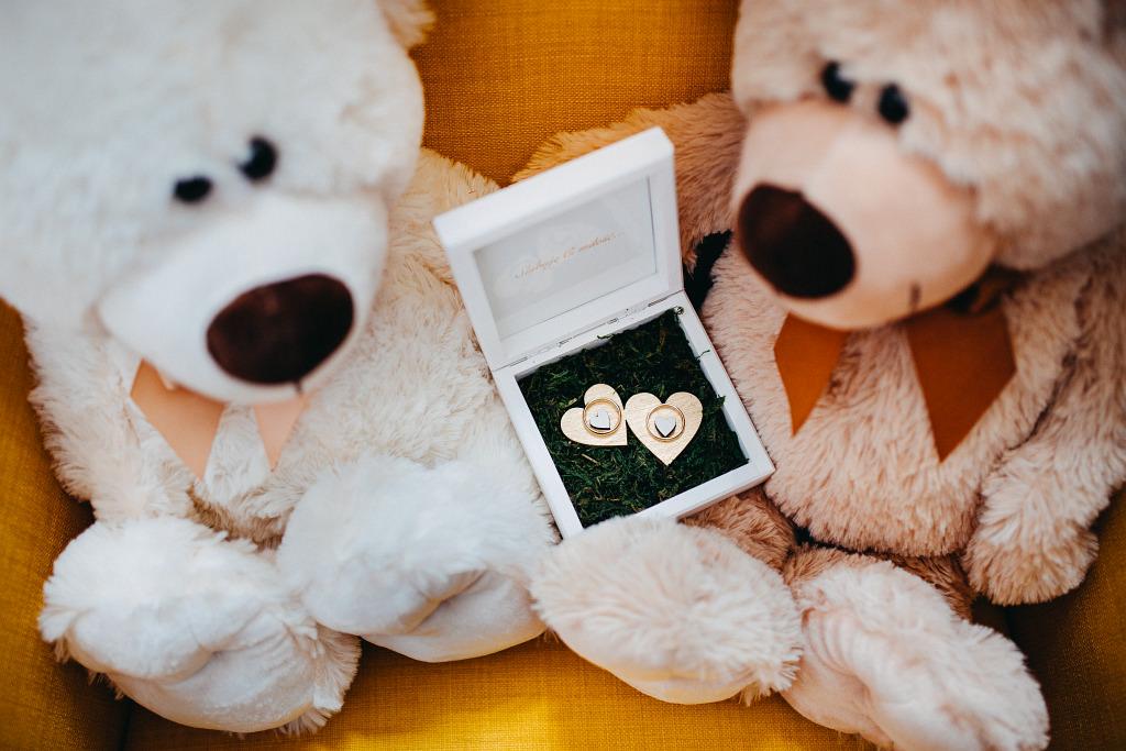 Marta & Kamil | Sala Weselna Rybaczówka | Reportaż ślubny Otwock 1