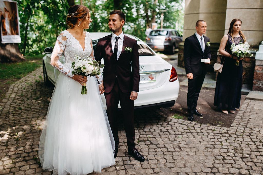 Marta & Kamil | Sala Weselna Rybaczówka | Reportaż ślubny Otwock 16