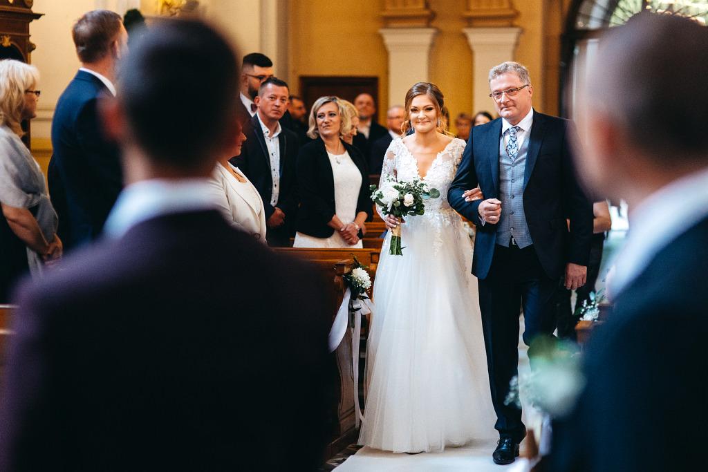 Marta & Kamil | Sala Weselna Rybaczówka | Reportaż ślubny Otwock 18