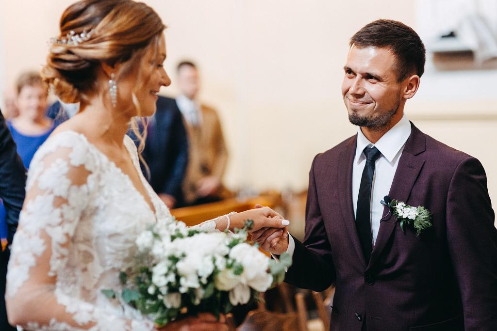 Marta & Kamil | Sala Weselna Rybaczówka | Reportaż ślubny Otwock 19