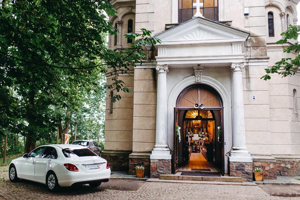 Marta & Kamil | Sala Weselna Rybaczówka | Reportaż ślubny Otwock 21