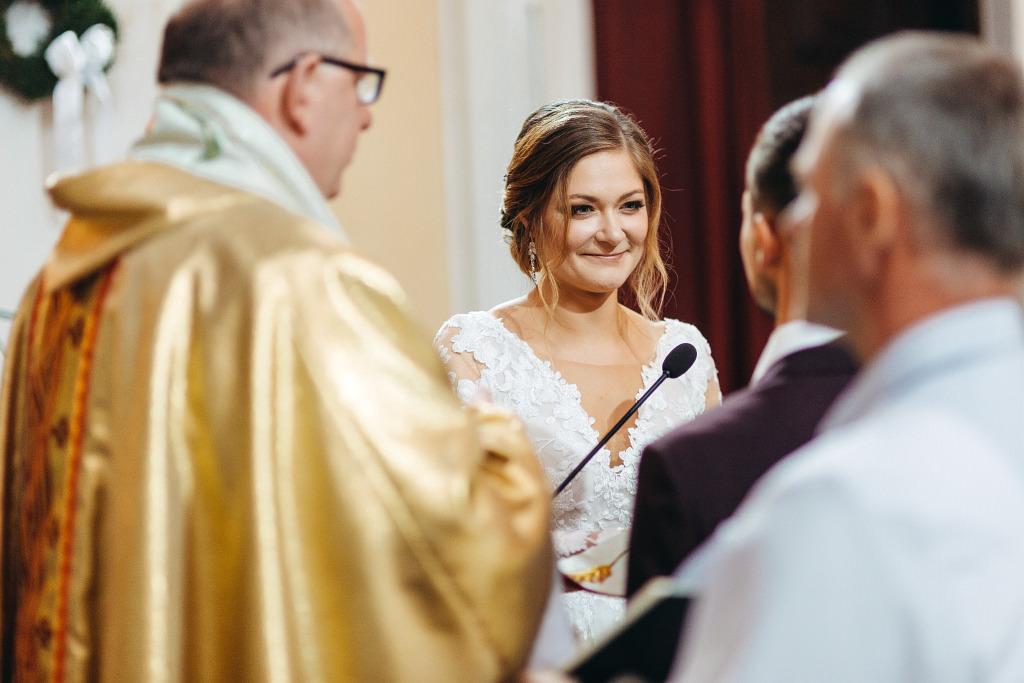 Marta & Kamil | Sala Weselna Rybaczówka | Reportaż ślubny Otwock 22