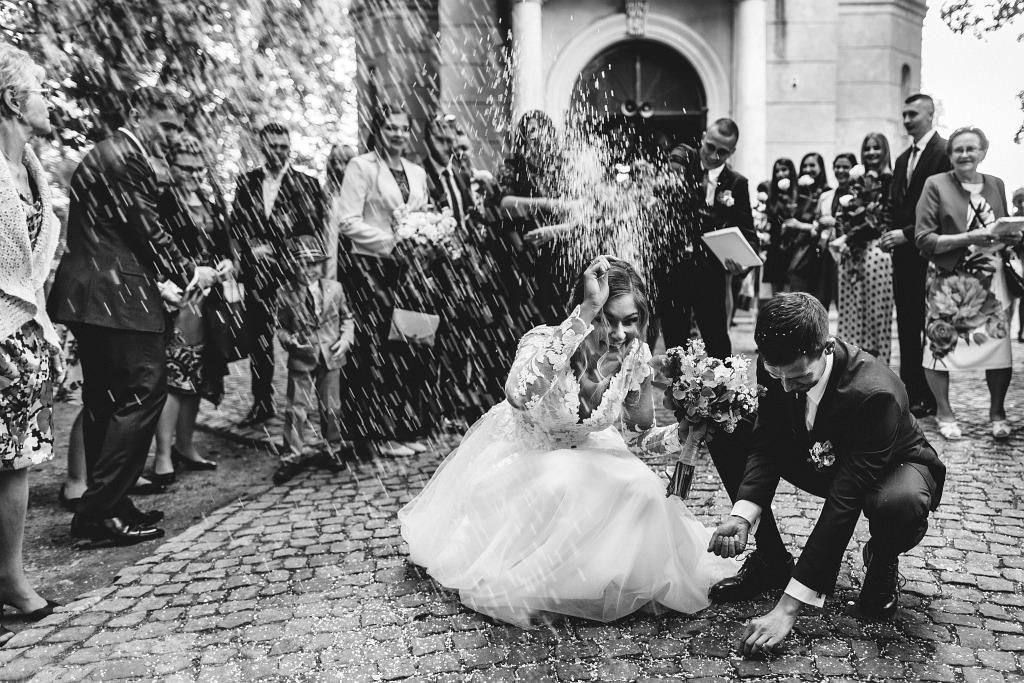 Marta & Kamil | Sala Weselna Rybaczówka | Reportaż ślubny Otwock 32