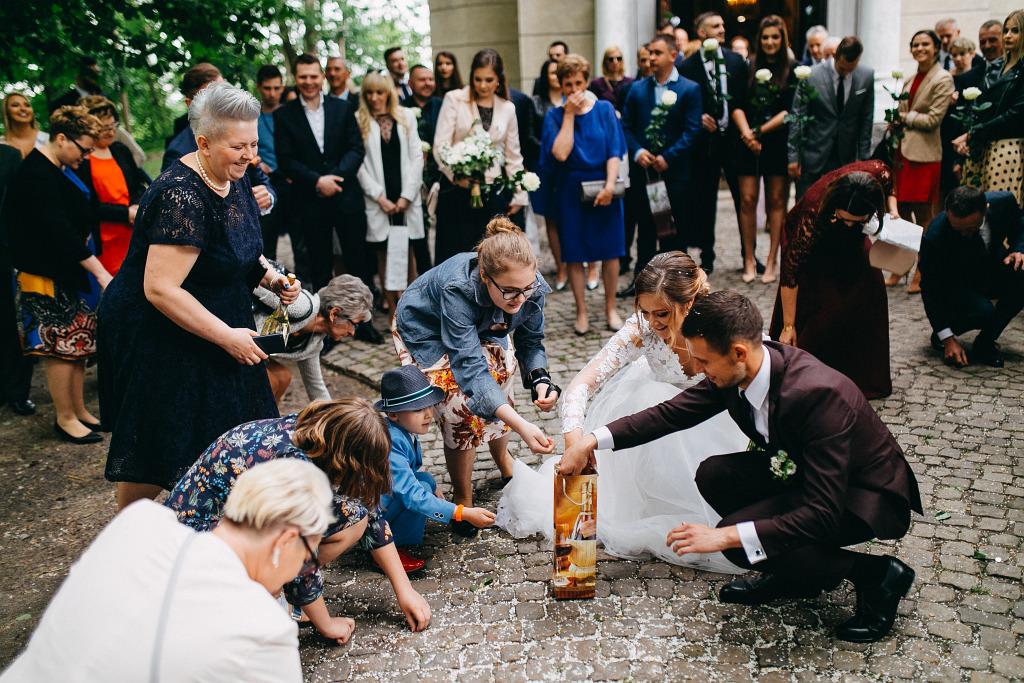Marta & Kamil | Sala Weselna Rybaczówka | Reportaż ślubny Otwock 33