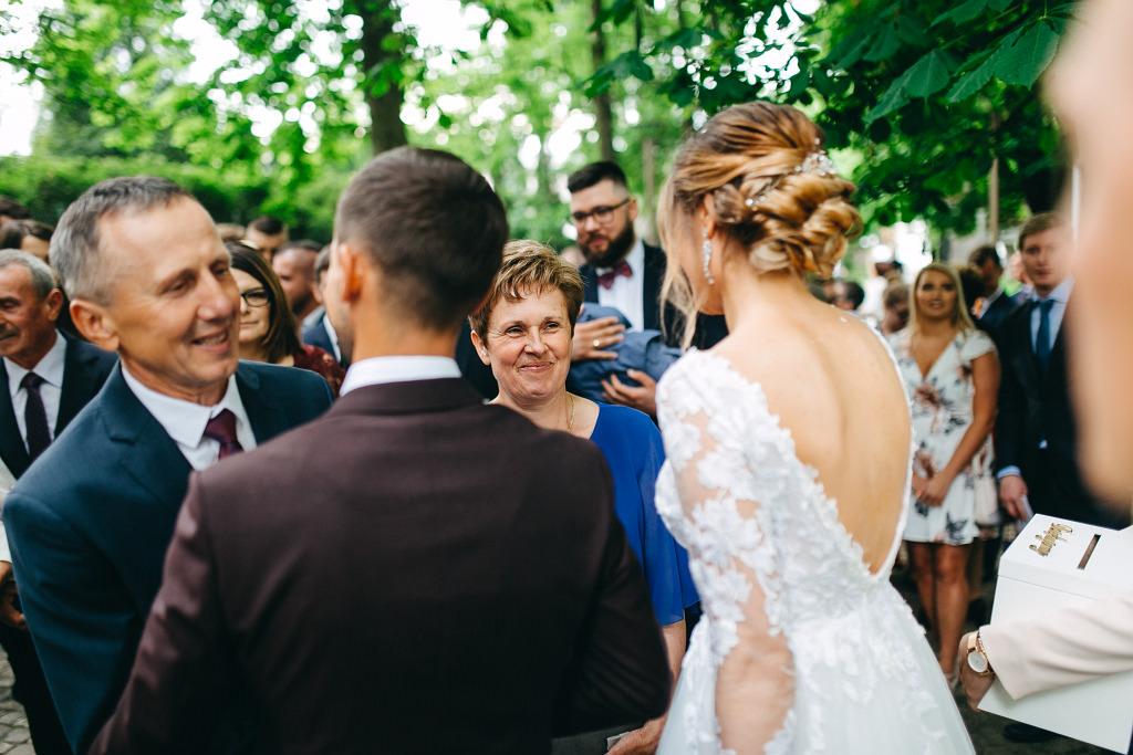 Marta & Kamil | Sala Weselna Rybaczówka | Reportaż ślubny Otwock 35